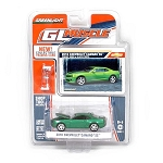 Greenlight GL Muscle Series: 2010 Chevy Camaro SS (Green) 1/64 Scale