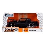 Bigtime Muscle Series: 1987 Buick Grand National (Matte Black) 1/24 Scale