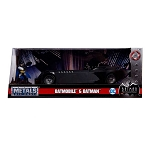 Batman Animated Series Batmobile 1/24 Scale with Figure