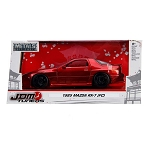 JDM TUNERS: 1985 Mazda RX-7 (FC) Red 1/24 Scale