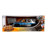 Jada 20th Anniv: Hero Patrol 2010 Chevy Tahoe J.T. Police 1/24 Scale