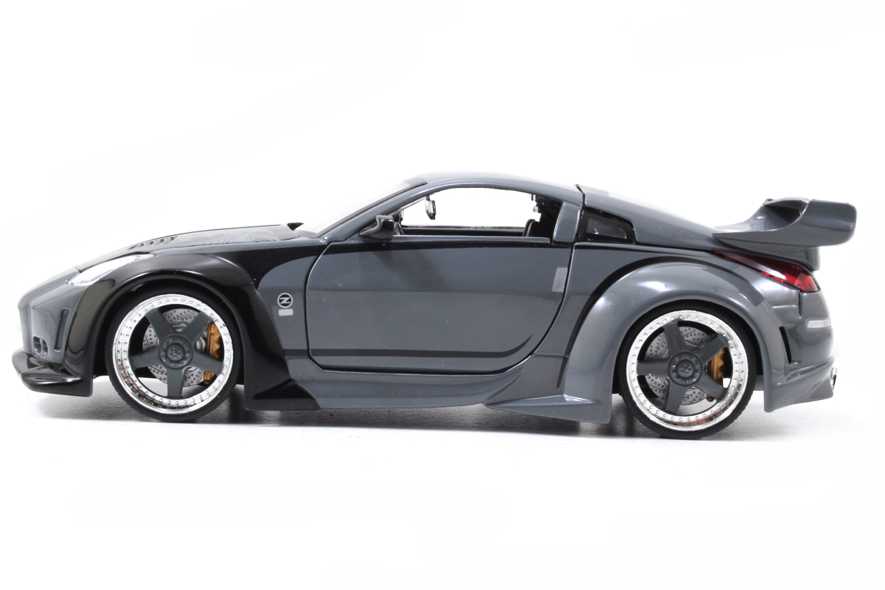 Fast & Furious: D.K.'s Nissan 350Z 1/24 Scale