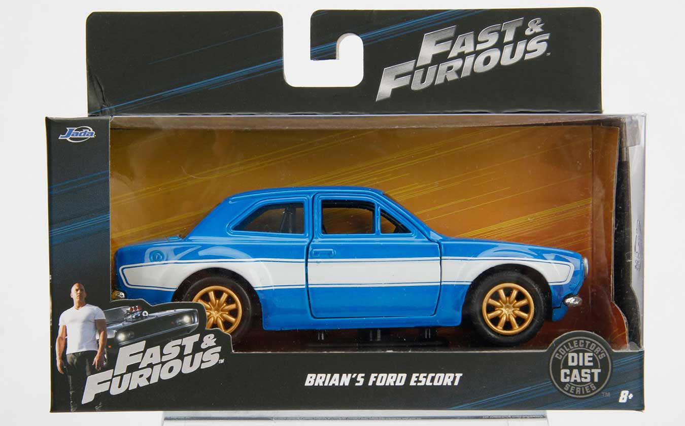 Fast & Furious: Brian's Ford Escort 1/32 Scale