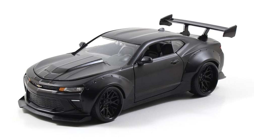 Central Auto Body >> Bigtime Muscle Series: 2016 Chevy Camaro SS Wide Body GT ...
