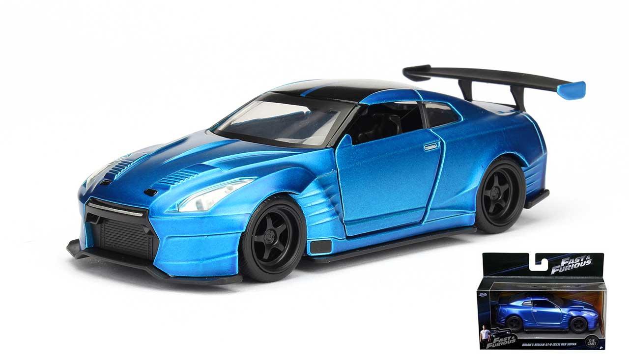 Fast Amp Furious Brian S Nissan Gt R R35 Ben Sopra 1 32 Scale