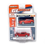 Greenlight GL Muscle Series: 2010 Chevy Camaro SS (Red) 1/64 Scale