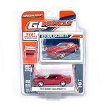 Greenlight GL Muscle Series: 2010 Dodge Challenger R/T (Red) 1/64 Scale