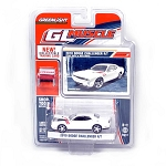 Greenlight GL Muscle Series: 2010 Dodge Challenger R/T (White) 1/64 Scale