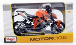 Maisto Motorcycle Series: KTM 1290 Super Duke R 1:12 Scale
