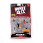Hobby Gear: 6-PC Mechanic Set 1/24 Scale
