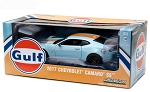 Greenlight Collectibles: 2017 Chevy Camaro SS Gulf Oil 1/24 Scale