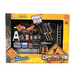 Hobby Gear: 23pc Set Construction Zone 1/24 Scale