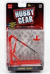 Hobby Gear: Craftmaster Engine Hoist 1/24 Scale (Red)
