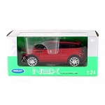Welly Land Rover Range Rover Evoque (Red) 1/24 Scale
