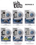 Set of 6: Greenlight V-DUB Series 3