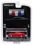 Greenlight Hobby  Exclusive: 2016 Chevy Camaro SS (Red) 1/64 Scale