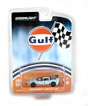 Greenlight: 2009 Chevy Corvette C6R Gulf Oil 1/64 Scale