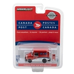 Greenlight Hobby  Exclusive: Canada Post LLV with Mailbox 1/64 Scale