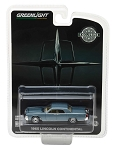 Greenlight Hobby  Exclusive: 1965 Lincoln Continental (Madison Gray Metallic) 1/64 Scale