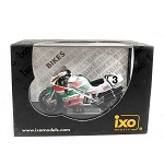 IXO Models Mini Motorcycles: Honda RC45 J. Kocinski 1997 Superbike WC 1/24 Scale