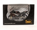 IXO Models Mini Motorcycles: Bimota XB8R Special (Black) 1/24 Scale