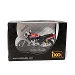 IXO Models Mini Motorcycles: Yamaha XJR 1300 1/24 Scale