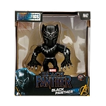 "4"" METALFIGS Marvel: Avengers Black Panther (M47)"