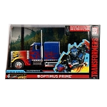 Hollywood Rides: Transformers T1 Optimus Prime 1/24 Scale