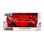 JDM TUNERS: 1967 Toyota 2000GT (Red) 1/24 Scale