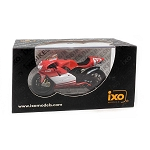 IXO Models Mini Motorcycles: DUCATI Desmosedici #12 Bayliss T. MotoGP 2003 1/24 Scale