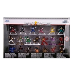 Jada Nano MetalFigs: Power Rangers 20-Pack Collection Set