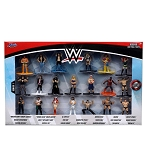 Jada Nano MetalFigs: WWE Wrestling Figures 20-pack Collection Set