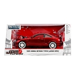 Jada JDM Tuners: 1995 Honda Integra Type R (Red) 1/24 Scale