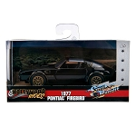Jada Hollywood Rides: Smokey & The Bandit 1977 Pontiac Firebird 1/32 Scale