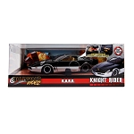 Hollywood Rides: Knight Rider K.A.R.R. with Light 1/24 Scale