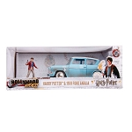 Jada Hollywood Rides: 1959 Ford Anglia & Harry Potter 1/24 Scale