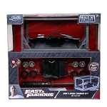 Jada Hollywood Rides: Fast & Furious Build n Collect Dom's Dodge Charger R/T 1/55 Scale