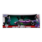 Jada Hollywood Rides: Joker's 2009 Chevy Corvette Stingray Concept 1/24 Scale