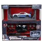 Jada Hollywood Rides: Fast & Furious Build n Collect Brian's Nissan Skyline GT-R 1/55 Scale