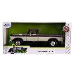 Jada Just Trucks Series: 1979 Ford F-150 Pickup Truck (Brown/White) 1/24 Scale