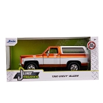 Jada Just Trucks Series: 1980 Chevy K5 Blazer Stock (Copper) 1/24 Scale