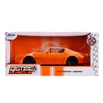 Jada Bigtime Muscle Series: 1977 Pontiac Firebird (Orange) 1/24 Scale