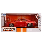 Jada Bigtime Muscle Series: 1971 Pontiac GTO (Red) 1/24 Scale