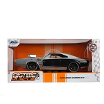 Jada Bigtime Muscle Series: 1970 Dodge Charger R/T (Silver/Black) 1/24 Scale