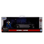 Jada Hollywood Rides: Batman Animated Series Batmobile & Batman 1/32 Scale
