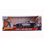 Jada Hollywood Rides: 2008 Dodge Viper SRT10 with Venom 1/24 Scale