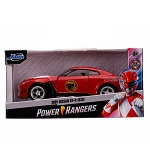 Jada Hollywood Rides: Red Power Ranger 2009 Nissan GT-R 1/32 Scale