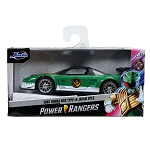 Jada Hollywood Rides: Green Power Ranger 2002 Honda NSX Type-R  JP 1/32 Scale