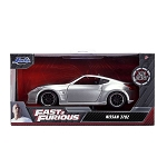 Jada Hollywood Rides: Fast & Furious Gisele's NIssan 370Z 1/32 Scale