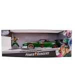 Jada Hollywood Rides: 2002 Honda NSX & Green Ranger 1/24 Scale
